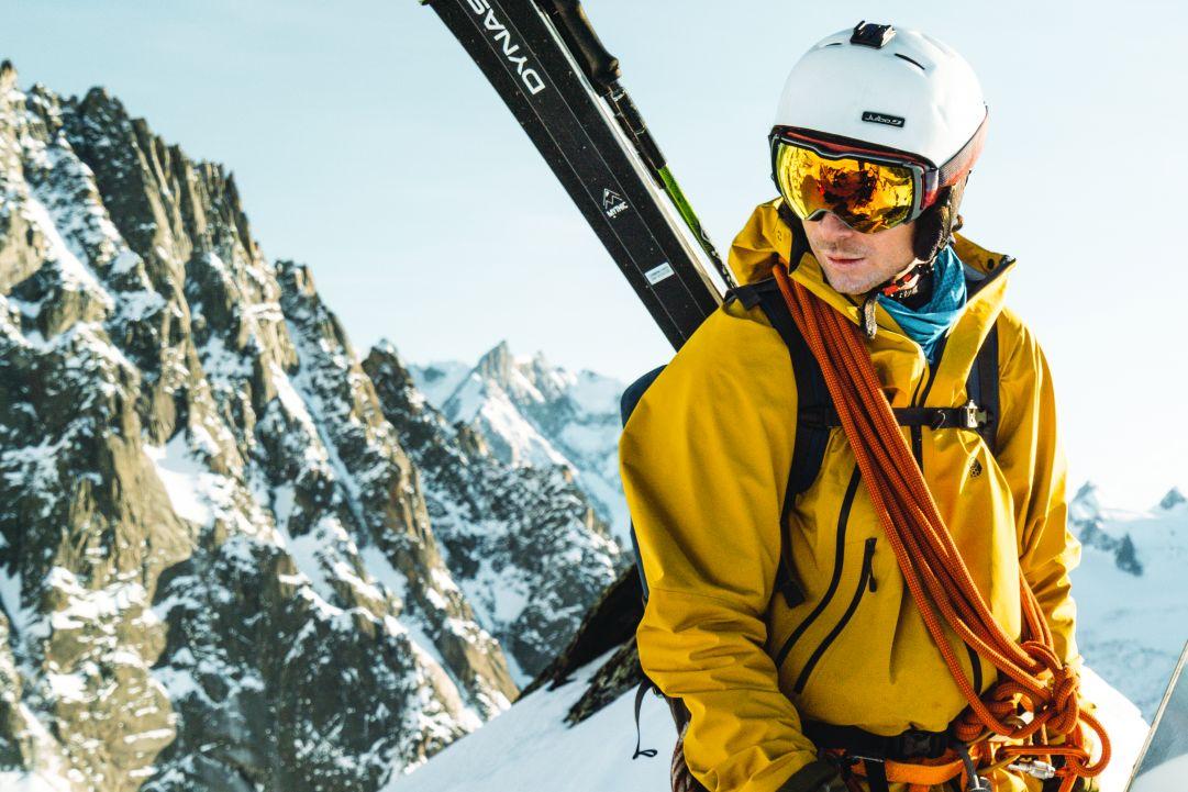 Dal Monte Bianco tutta la gamma Dynastar dedicata allo Scialpinismo