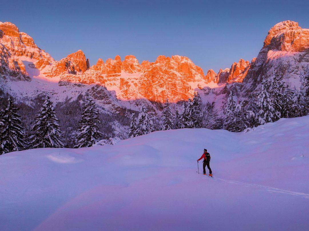 Everesting Paganella: un'impresa da 8849 metri sulle piste della Paganella