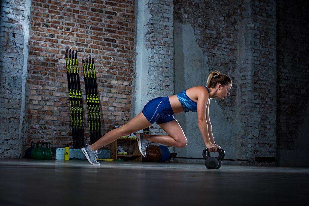 Skiletics gym 2