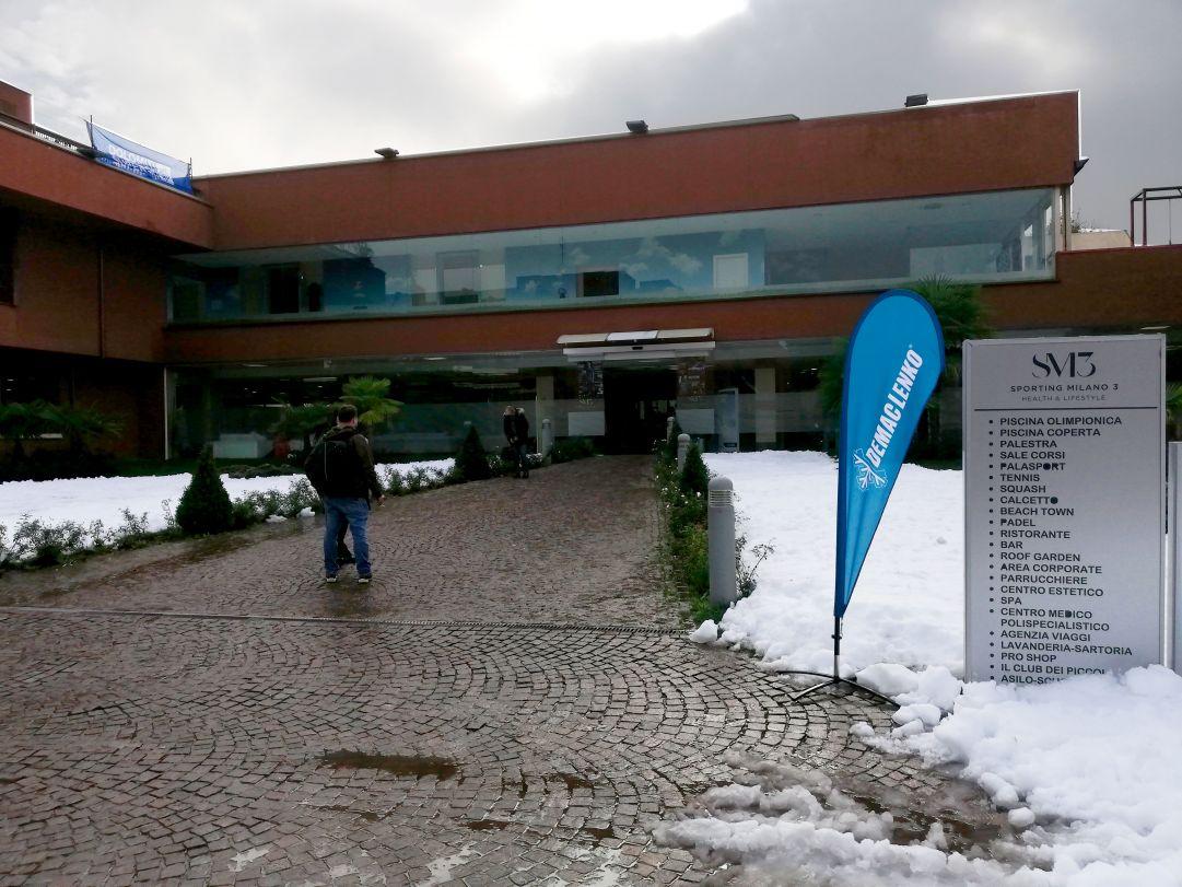 Il Dolomiti Superski presenta la stagione 2019/20 e porta la neve a Milano
