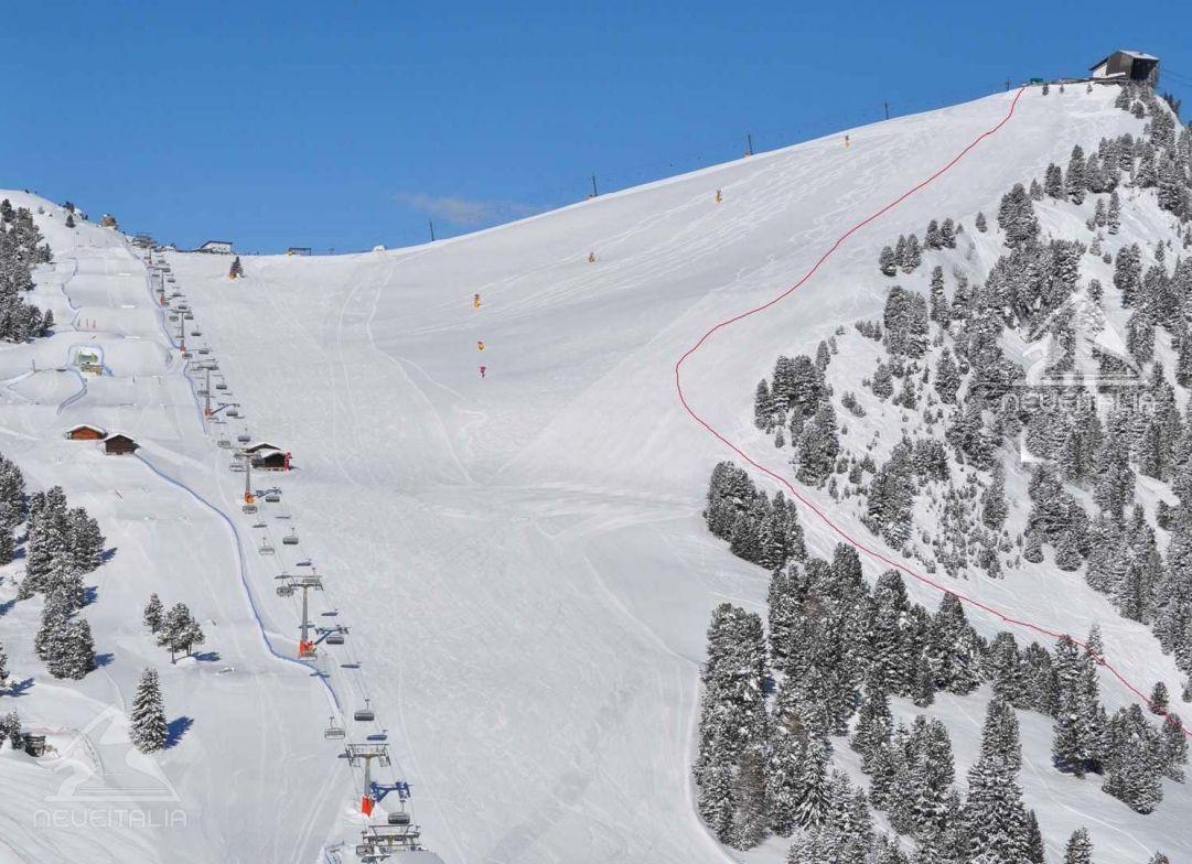 Val Gardena, nuova pista Paprika e nuova seggiovia per la stagione 2015/2016