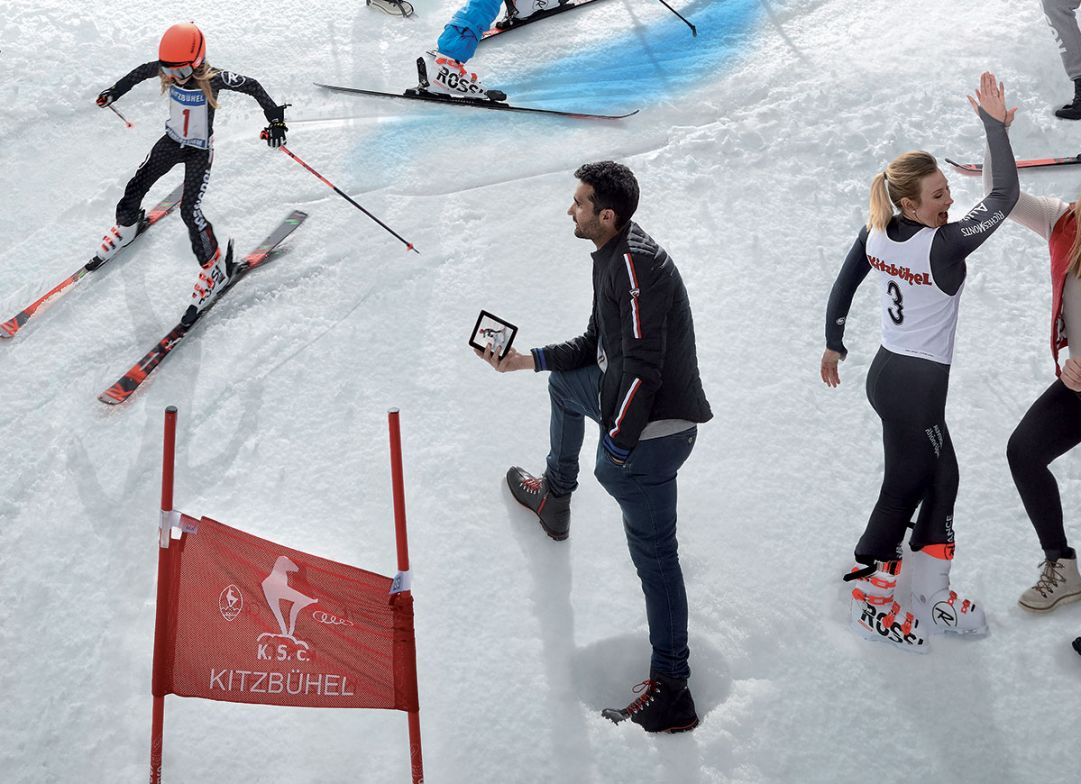 Band of Heroes, Martin Fourcade