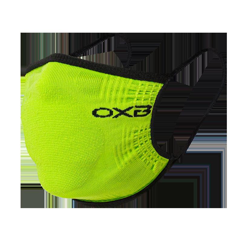 'Mask Active' è la mascherina per chi fa sport Oxyburn