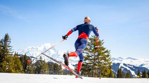 Voglia di libertà con gli sci da fondo R-Skin di Rossignol