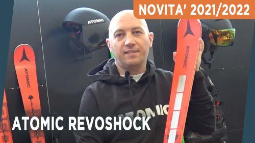 Atomic Revoshock. La nuova tecnologia degli sci Atomic per la stagione 2021/2022
