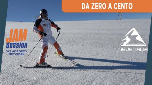 Da zero a cento - P.10 - Corso di sci principianti