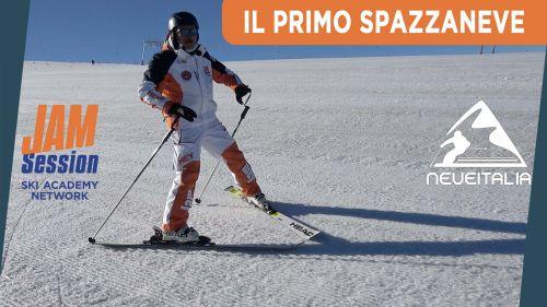 Il primo spazzaneve - P.12 - Corso di sci principianti
