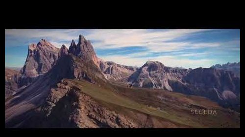 Seceda , magic mountain!