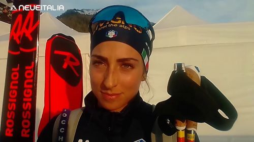 Lukas Hofer e Dorothea Wierer vincono la Single Mixed Relay di Soldier Hollow
