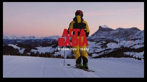 If you do not ski in Alta Badia - Treat your soul!
