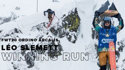 Highlights - 2020 Freeride Junior Tour Ordino-Arcalìs by Dynastar 3*