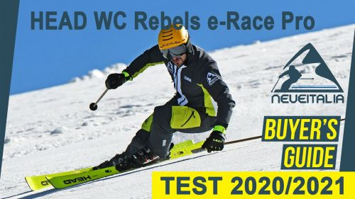 Ski Test 2018-2019 Race Carve Gigante - Pampeago