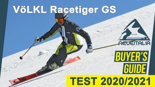 Ski Test 2017-2018 Race Carve Slalom - Pampeago