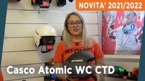 Da Atomic un casco intelligente che dialoga con lo smartphone e monitora gli urti