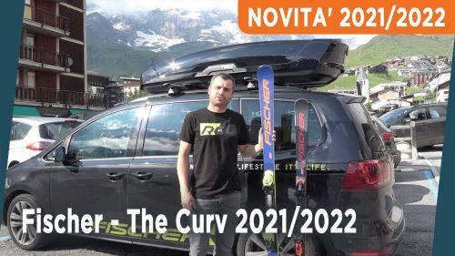 Con l'inverno 2021/2022 arriva la seconda generazione degli sci Fischer The Curv