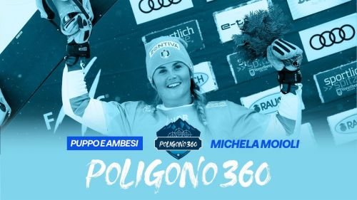 Michela Moioli è seconda a Sierra Nevada 2020
