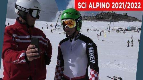 Zrinka Ljutic da Zermatt Lavoro ok in gigante, sono pronta per Soelden