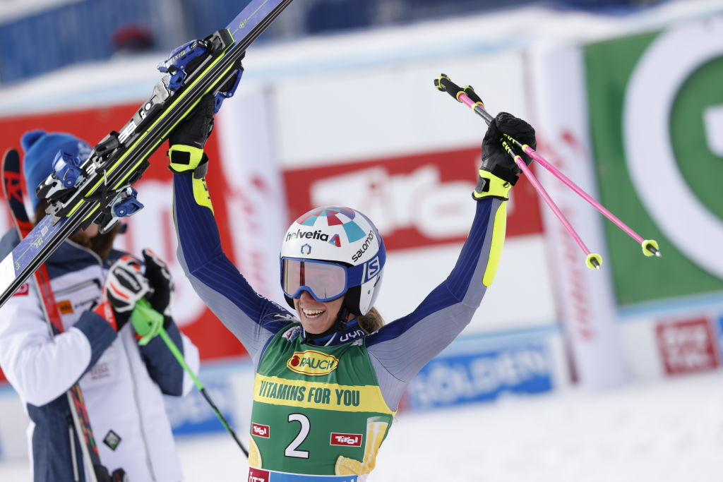Marta Bassino show a Soelden: ecco le due manche che valgono la vittoria sul Rettenbach