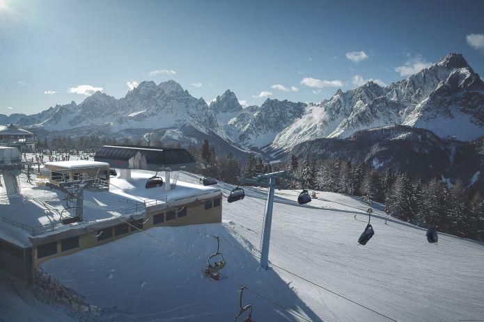 Il prossimo 30 Novembre inizia la 45a stagione del Dolomiti Superski. 90 milioni di investimento nell'ultimo anno.