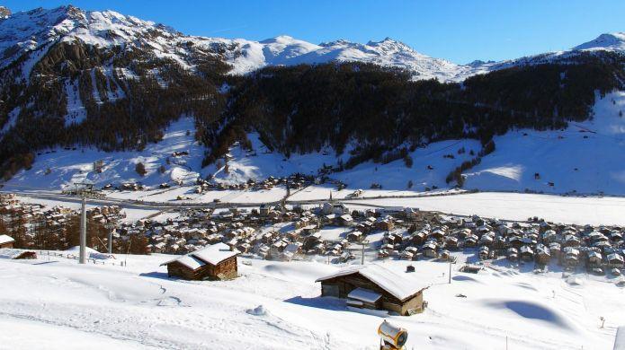 Al Carosello3000 di Livigno si scia dal 18 Novembre, primo week-end skipass gratuito