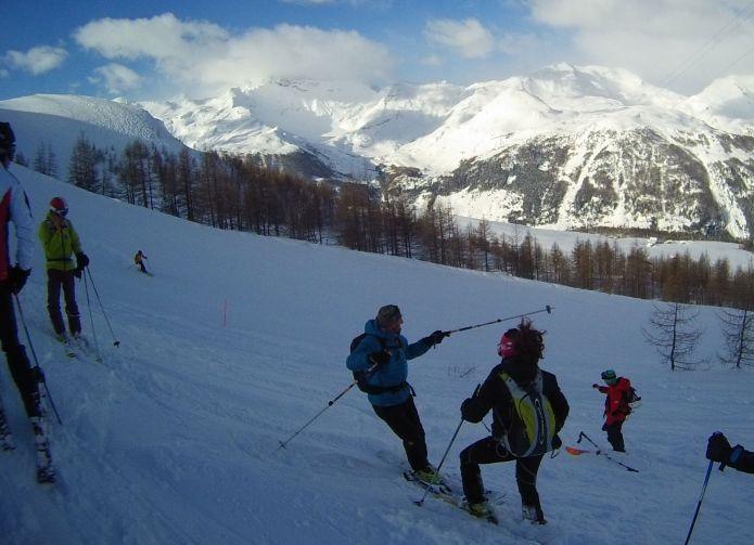 Madesimo, Le guide Alpine Lombardia incontrano la Stampa