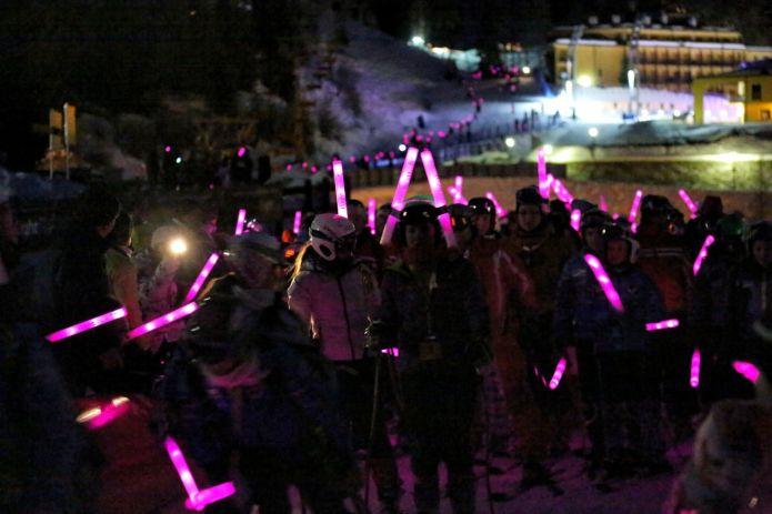 Torna I Light Pila, la fiaccolata sulla neve aperta a tutti, a Pila in Valle d'Aosta