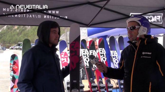 Faction  Ski 2016/2017 - Snow Shop Test 2016
