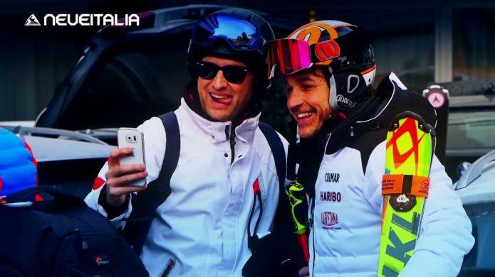 3Tre Campiglio con Giorgio Rocca - Vivere dietro le quinte la Coppa del Mondo di Sci Alpino
