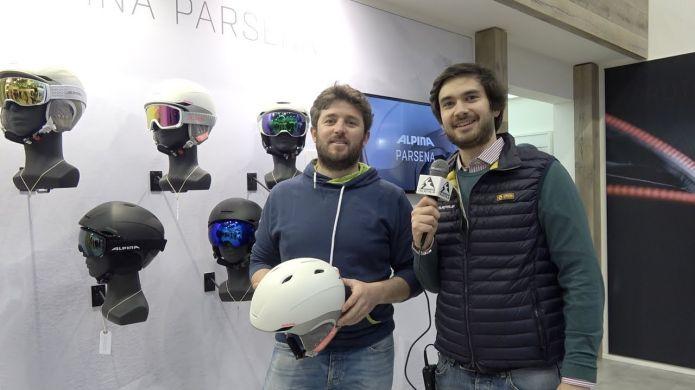 Caschi Sci Alpina 2018/2019