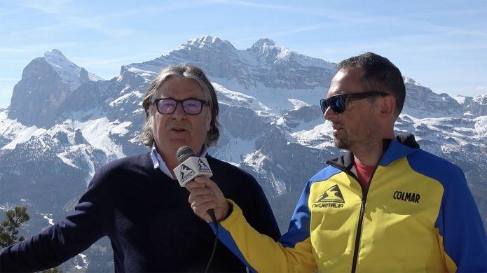 22 Aprile 2018 - Intervista a Enrico Ghezze