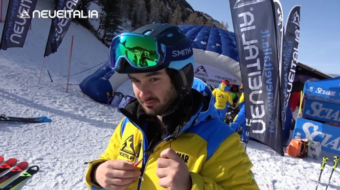 Whisper Sport agli Ski Test NeveItalia