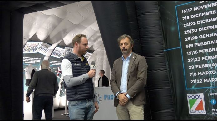 Corrado Macciò presenta il Prove Libere Tour 2019/20