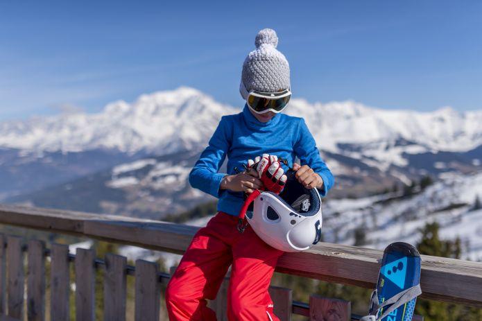 Sciare è un gioco da ragazzi. Scopri di più!
