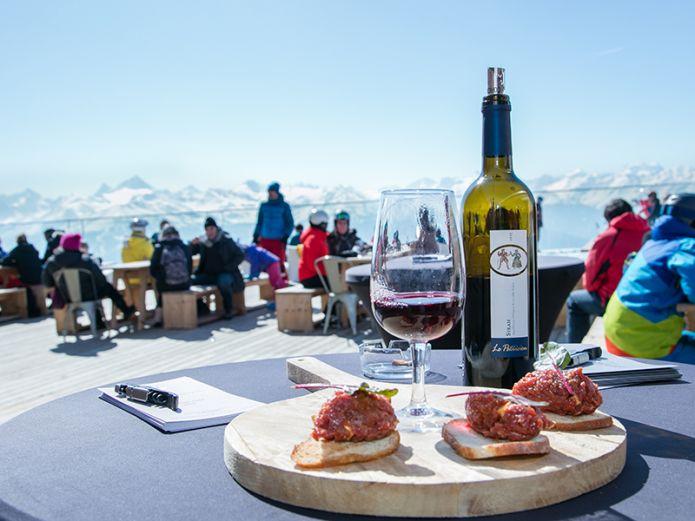 Ski food safari: ghiotto appuntamento sulle piste di Crans-Montana
