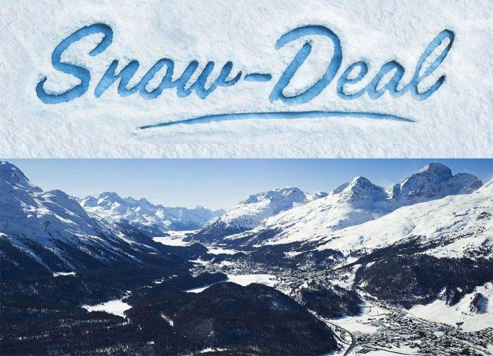 Con Snow-Deal in Engadina prenotare lo skipass in anticipo conviene!