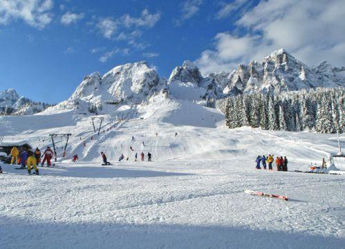 'Tre Cime Dolomiti' il 12 Novembre inaugura la stagione 2016/17 del Dolomiti Superski