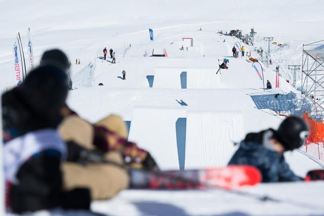 Corvatsch, uno Snow-Park da campioni!