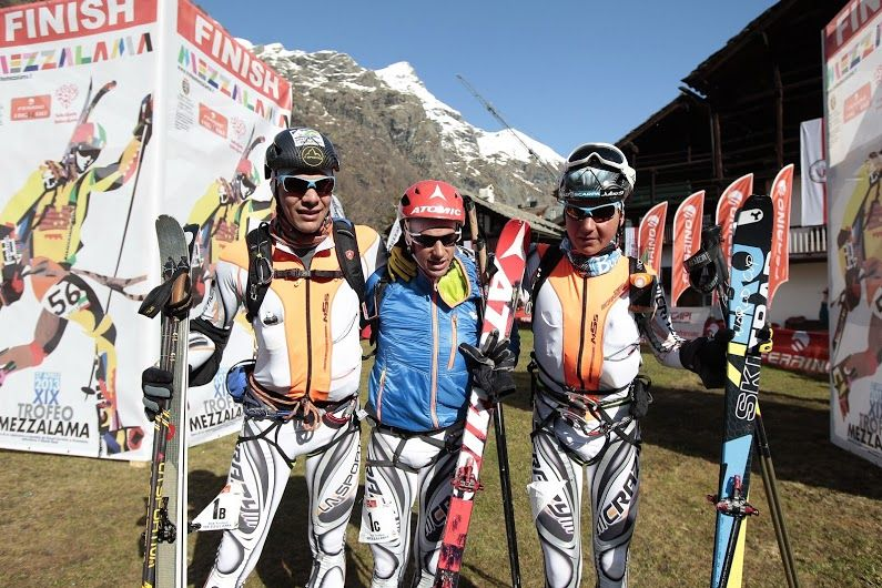 Trofeo Mezzalama 2013 credit: Riccardo Selvatico Areaphoto