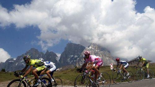 Giro d'Italia Alpe di Pampeago