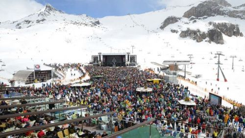 Ischgl Top Of The Mountain Concert