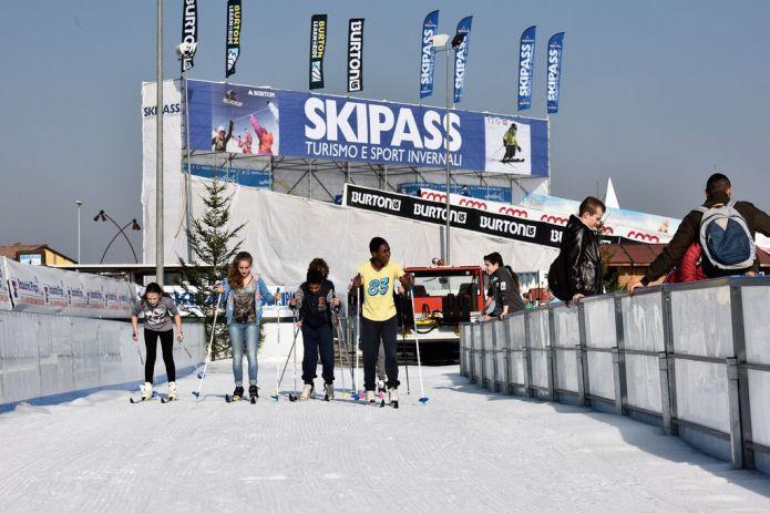 sci di fondo a Modena Skipass