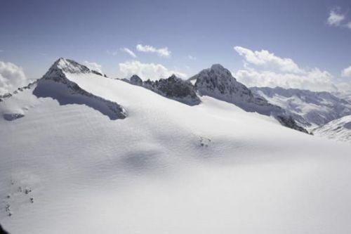 ghiacciaio Adamello Presanella