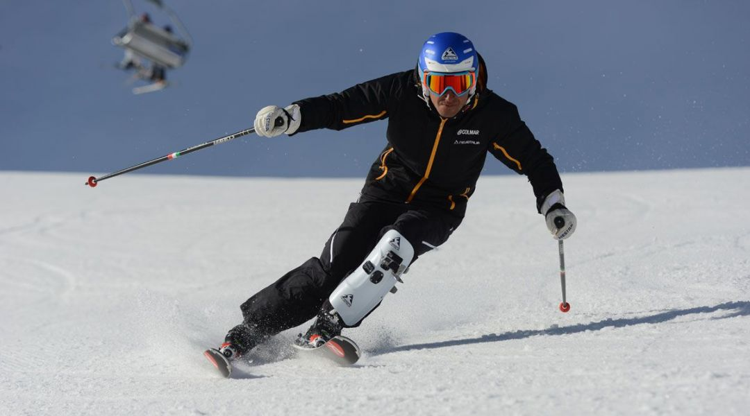 Tiziano Riva al test di Rossignol Hero Elite ST Racing (2016)