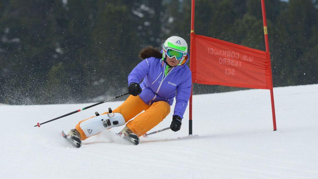 Pampeago Aprile 2014 Ski Test Neveitalia - Race Carve Gigante