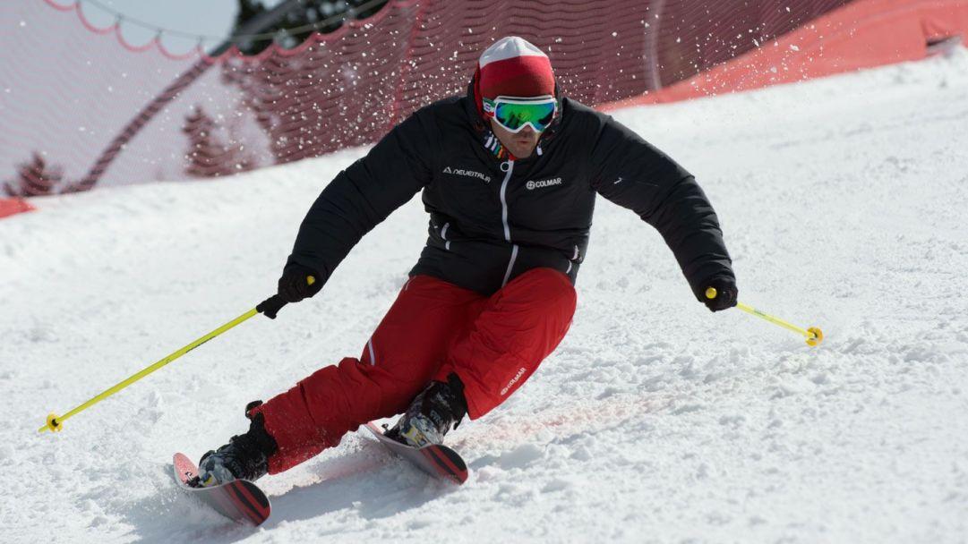 Pampeago Aprile 2014 Ski Test Neveitalia