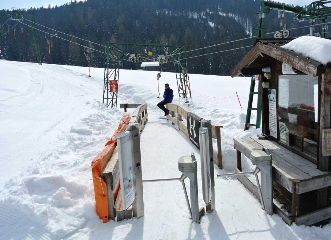 tornelli skilift