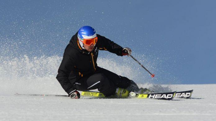 Ski test head con un anima sempre più race oriented