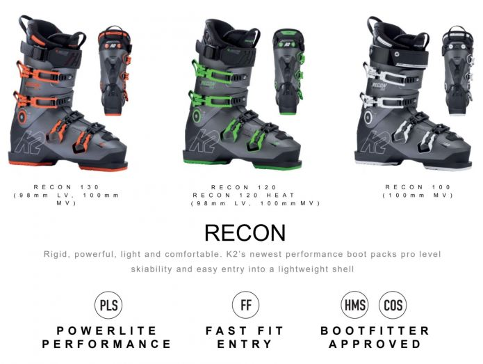 Scarponi K2 Recon