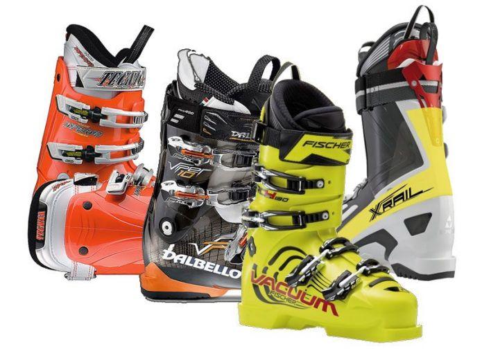 Come scegliere gli scarponi da sci? - Skiinfo