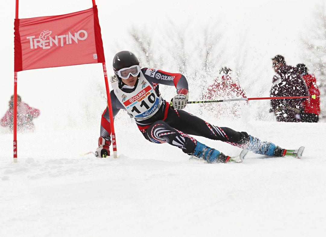 vincitore 2011 19.03.2011 - Slalom Gigante Allievi credit: Newspower Canon